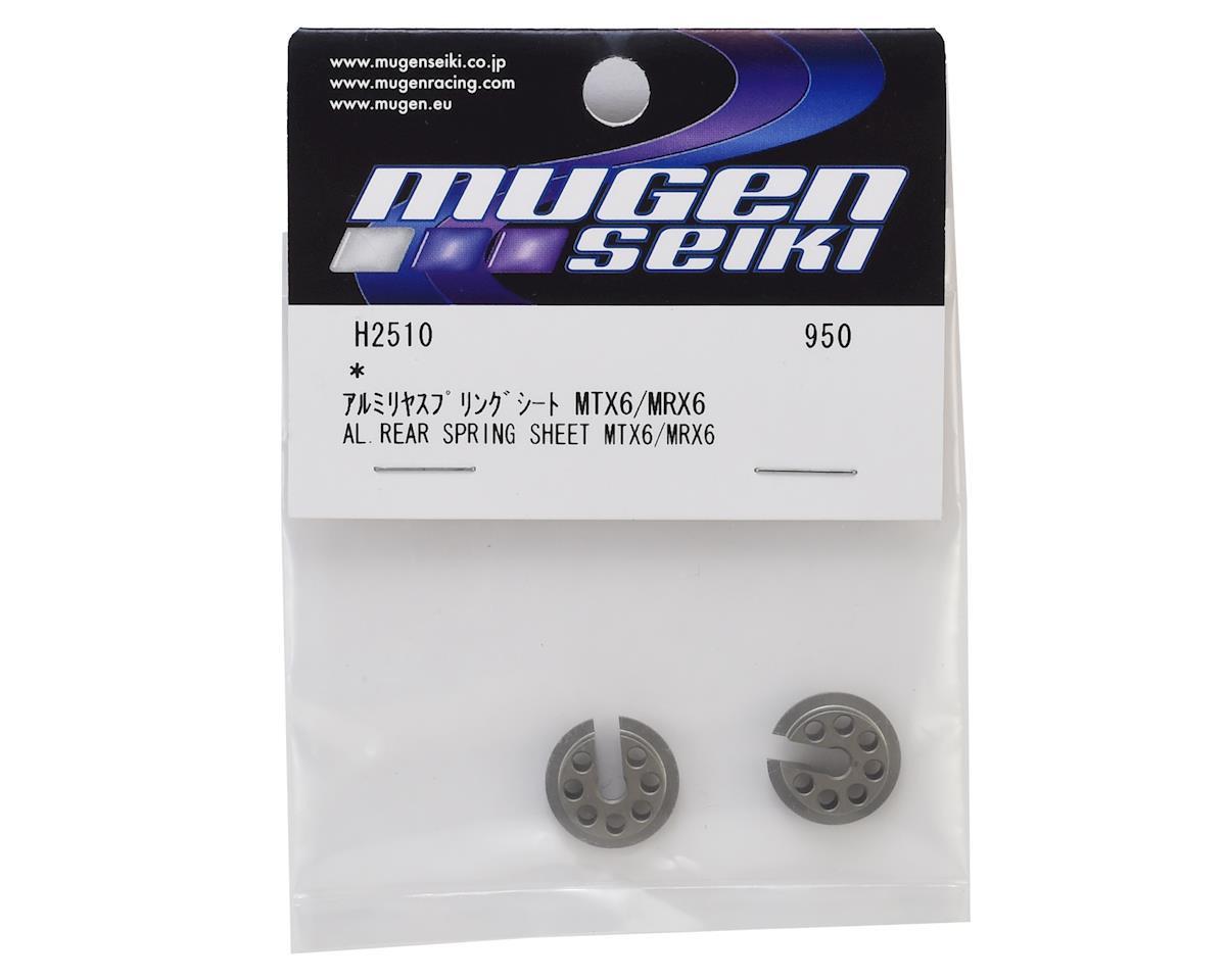Mugen Seiki MRX6R Aluminum Rear Spring Bottom Collar