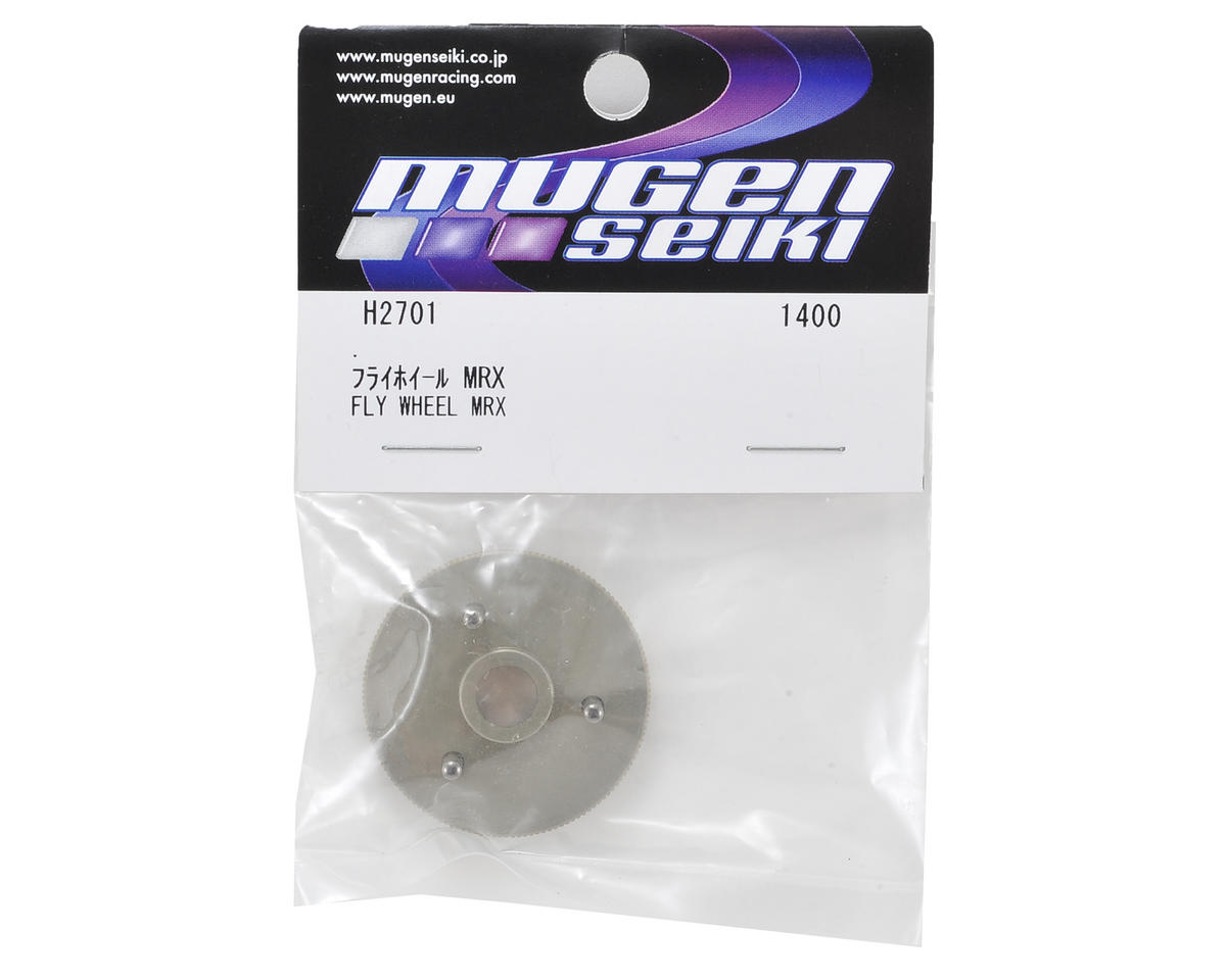Worlds Clutch Flywheel by Mugen Seiki