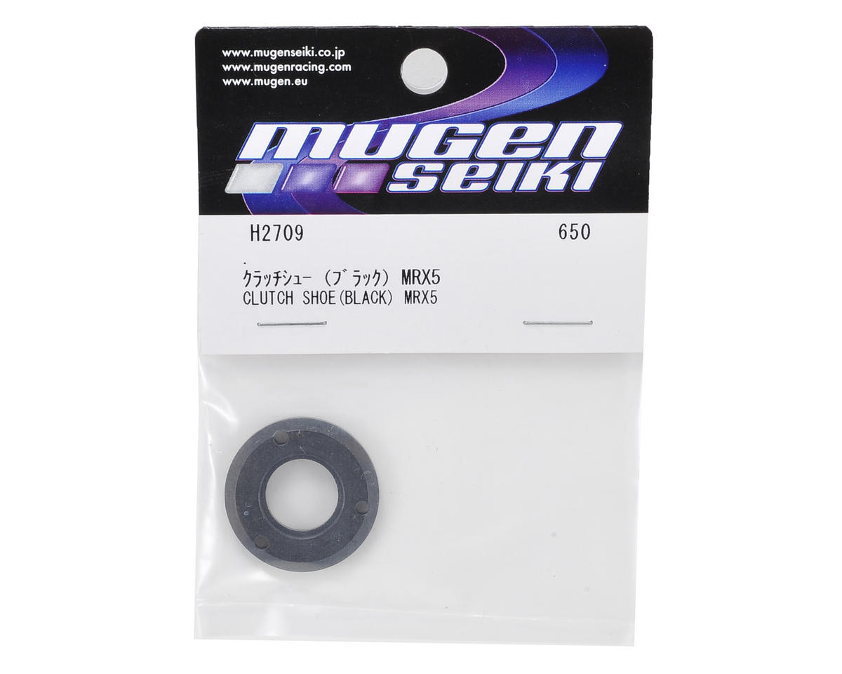 Mugen Seiki MRX6 Clutch Shoe (Black)