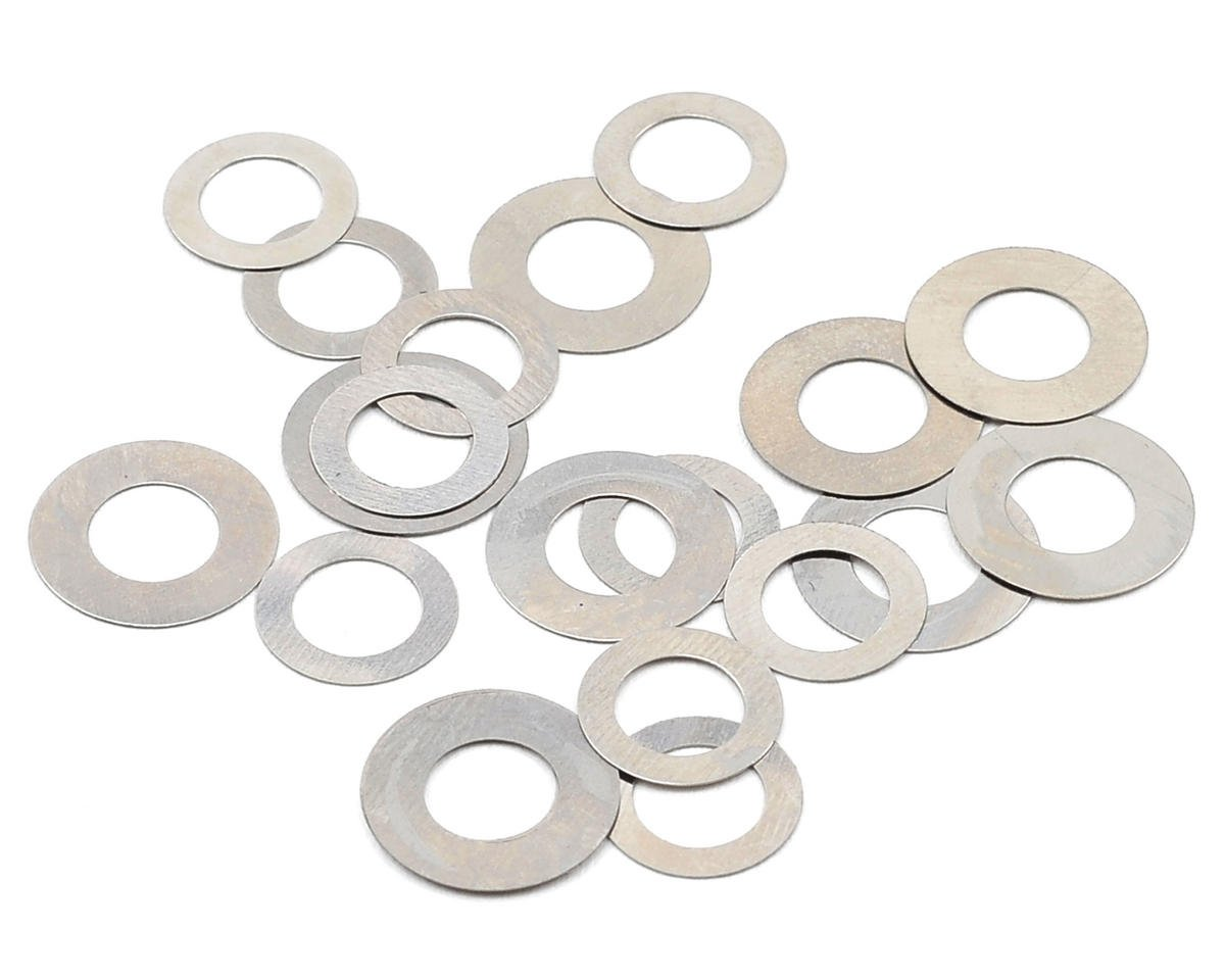 MRX6 Clutch Washer Set by Mugen Seiki