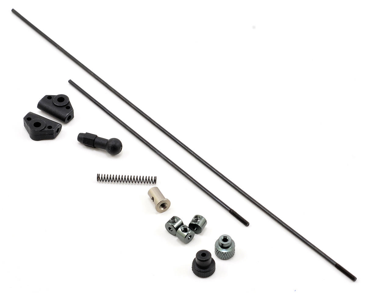 Mugen Seiki Throttle Linkage Part Set