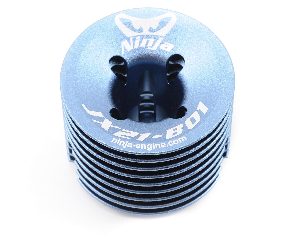 Mugen Seiki Ninja JX21 Cooling Head