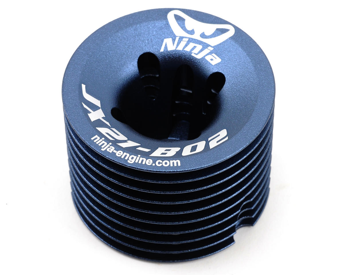 Mugen Seiki Ninja JX21-B02 Cooling Head