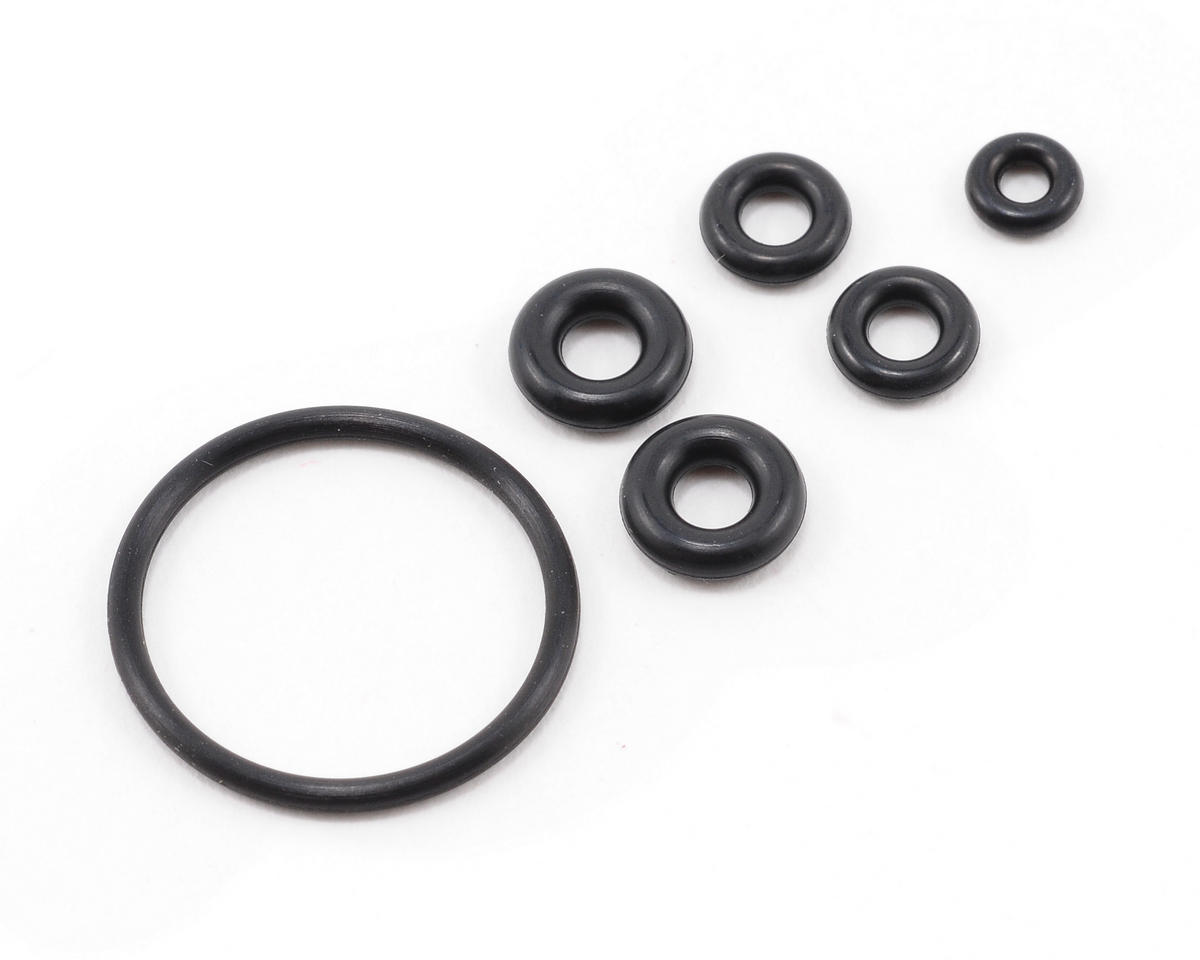 Mugen Seiki Ninja JX21 B02 O-Ring Needle Set (6)