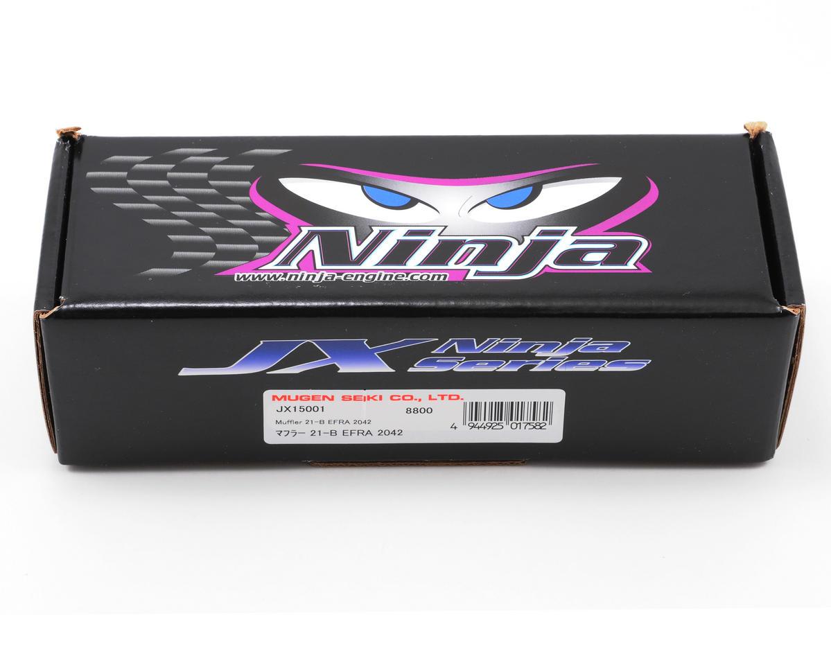 Mugen Seiki Ninja JX21 Muffler