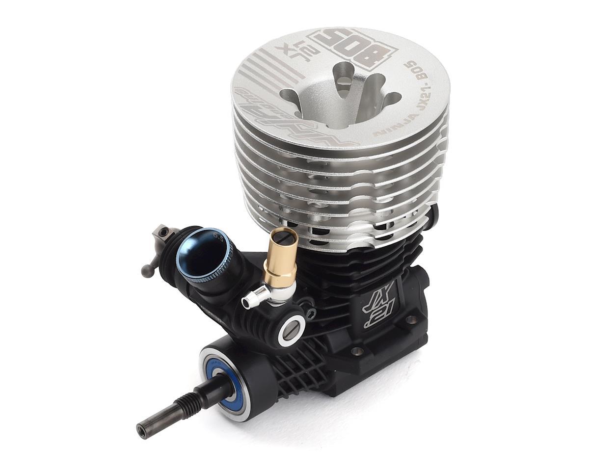 Mugen Seiki Ninja JX21-B05 3-Port Off-Road Competition Buggy Engine (Turbo Plug) | relatedproducts