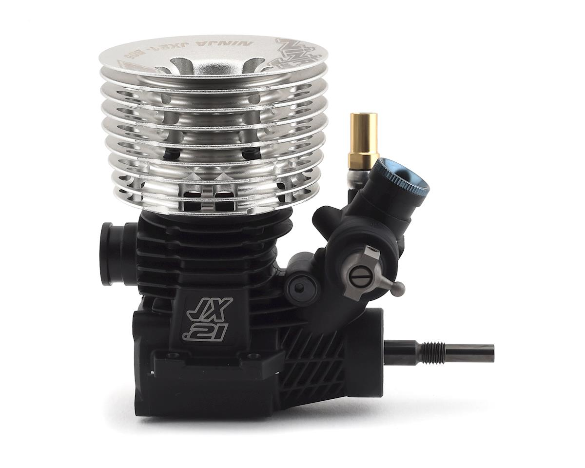 Mugen Seiki Ninja JX21-B05 3-Port Off-Road Competition Buggy Engine (Turbo  Plug)