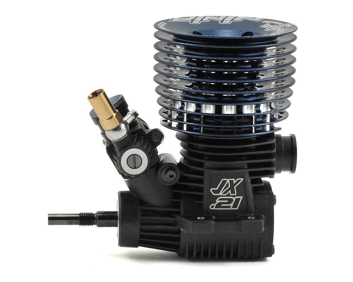 Mugen Seiki Ninja JX21-B03 3-Port Off-Road Competition Buggy Engine (Turbo Plug)