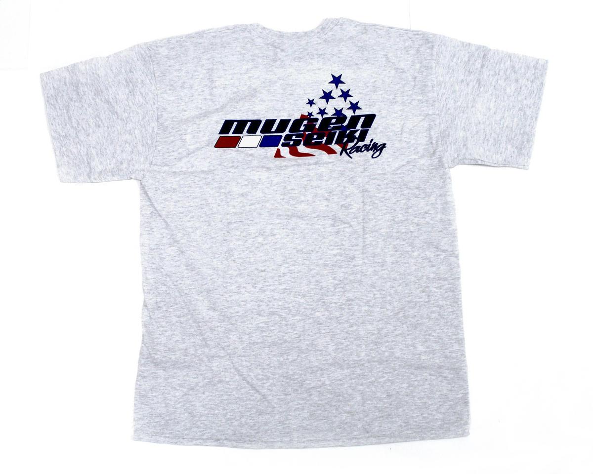 Mugen Seiki T-Shirt (Grey) (Small)
