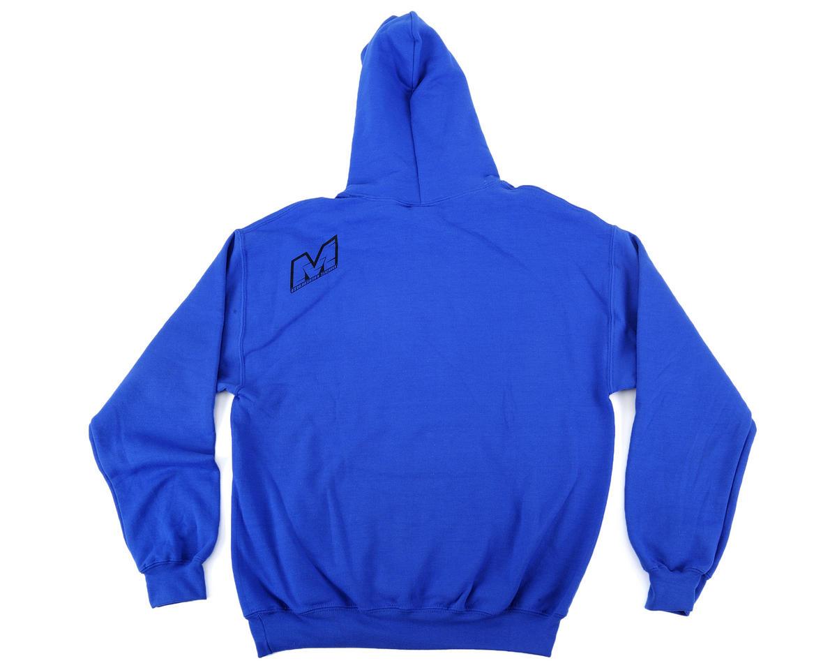 "Mugen Seiki ""3 Dot"" Hoodie (Blue) (3XL)"