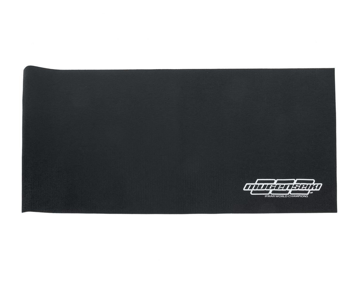Mugen Seiki MBX7E ECO Pit Mat (Black) (60x121cm)