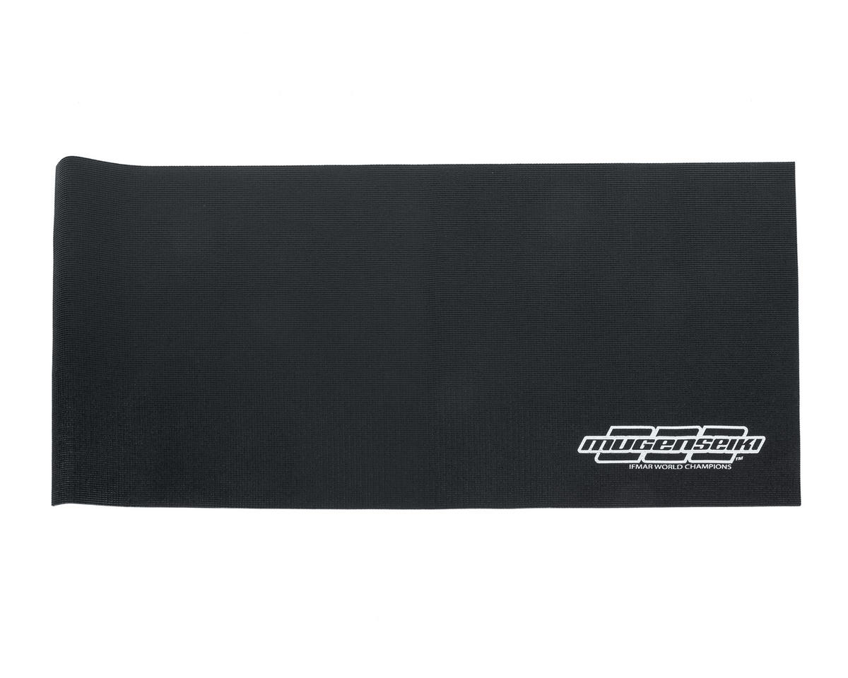 Mugen Seiki MBX7TR Pit Mat (Black) (60x121cm)