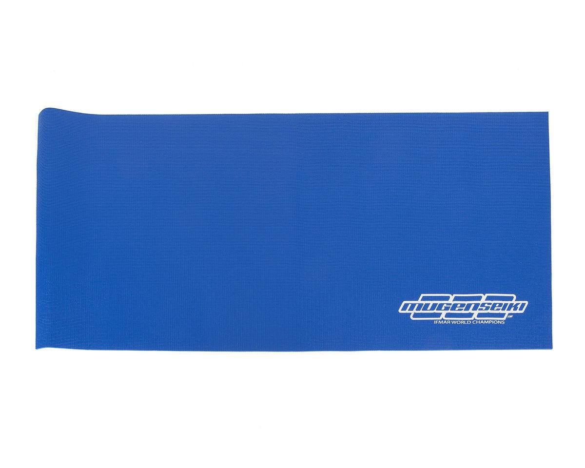 Mugen Seiki Pit Mat (Blue) (60x121cm)