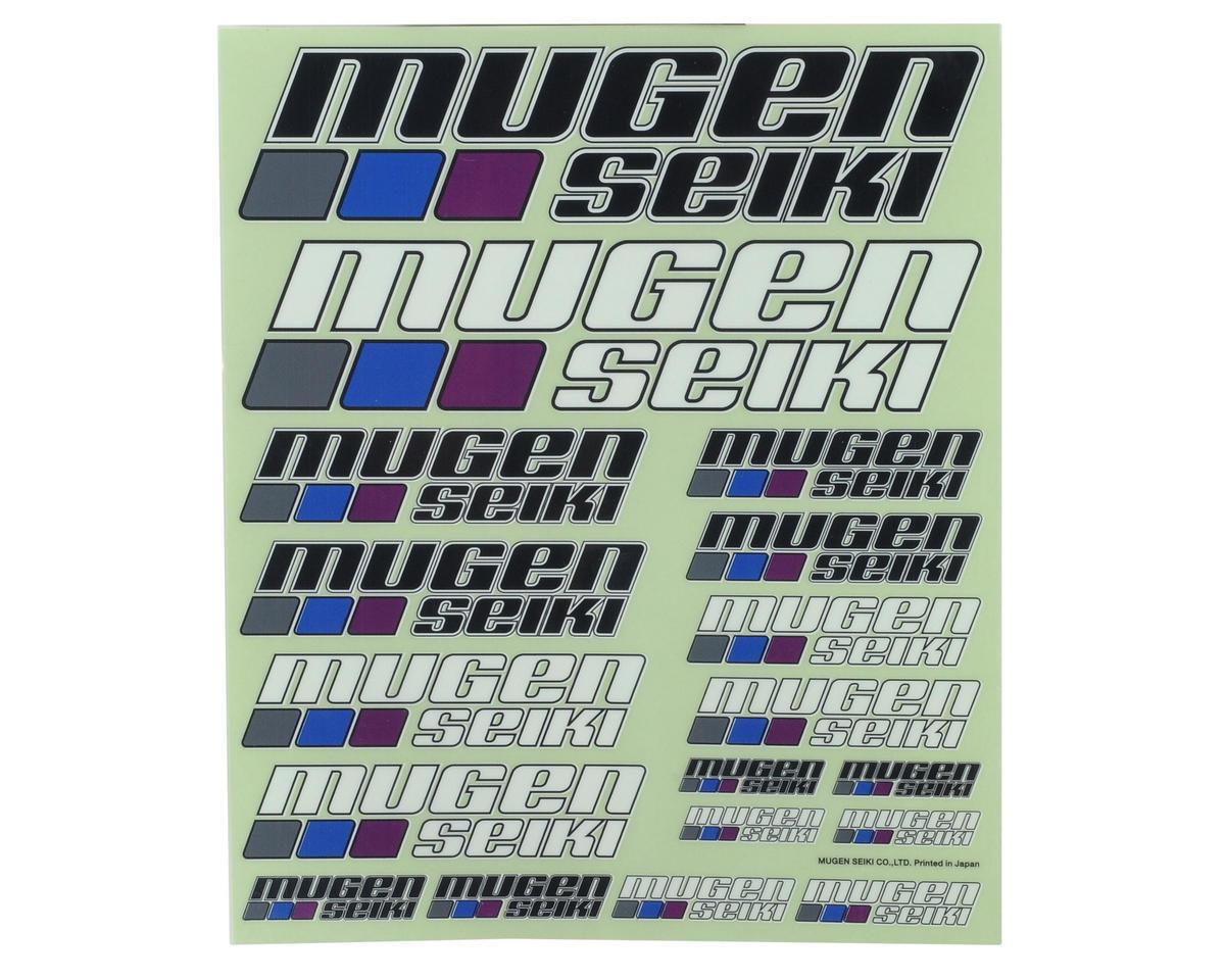 Mugen Seiki gen Seiki Logo Sticker