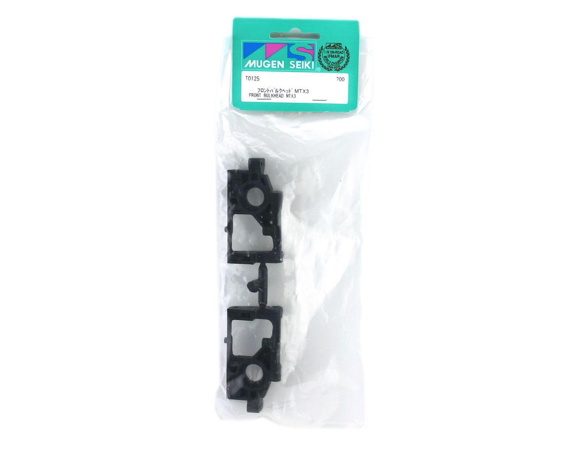 Mugen Seiki Front Bulkhead: MTX-3