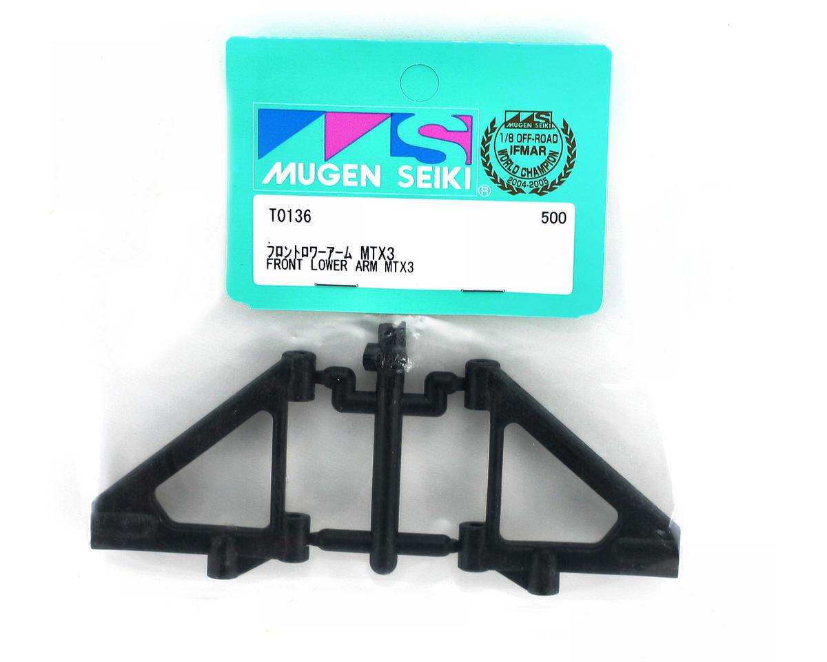 Mugen Seiki Front Lower Arm: MTX-3