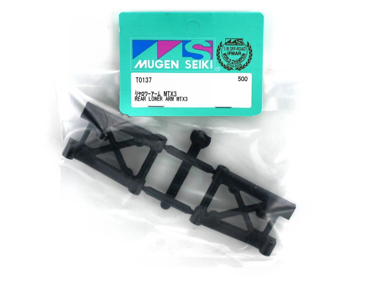 Mugen Seiki Rear Lower Arm: MTX-3