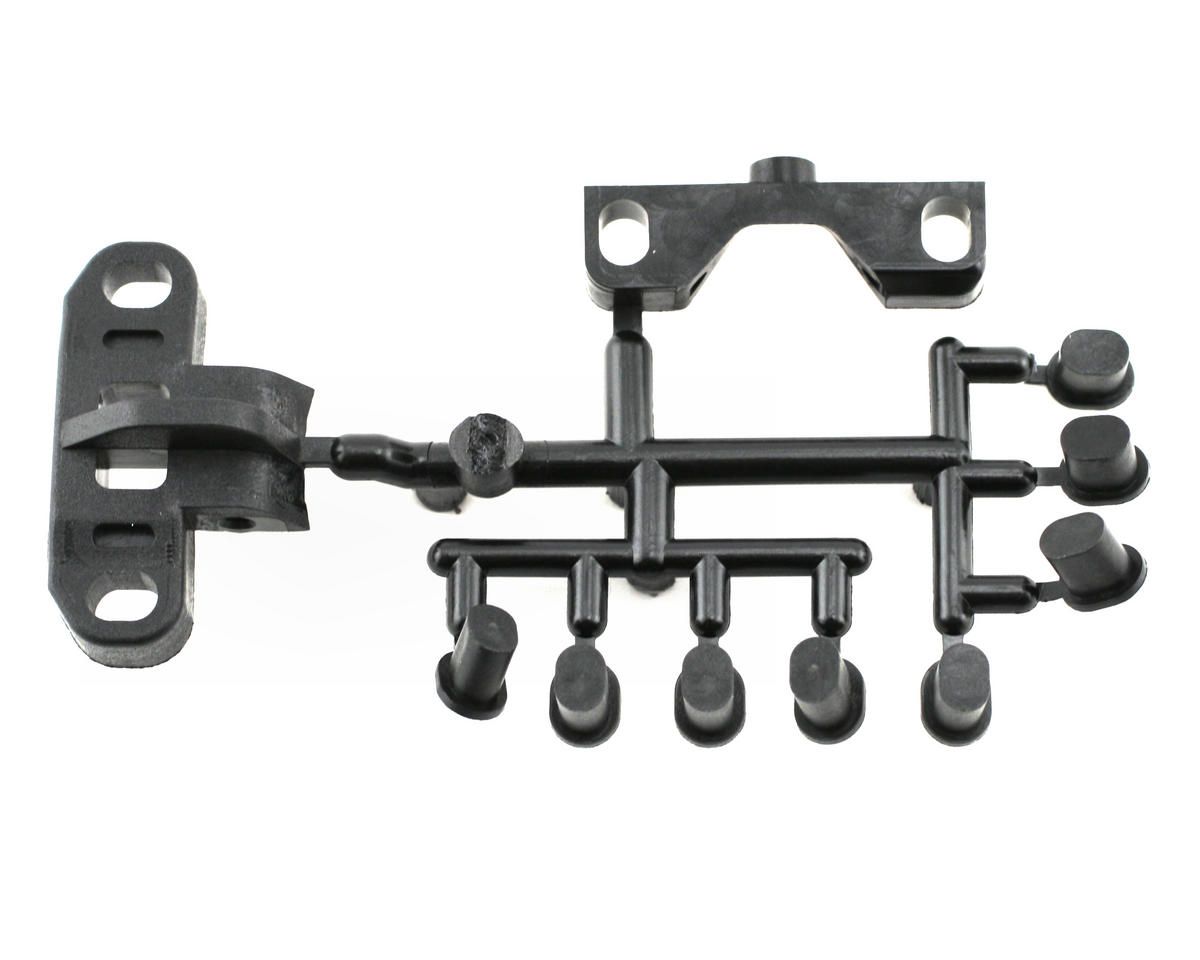 Mugen Seiki Rear Lower Arm Mount (MTX4)