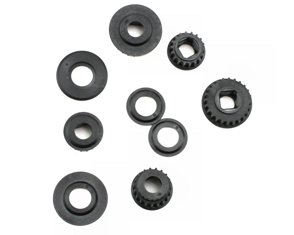 Pulley Set (MTX4) by Mugen Seiki MTX4R