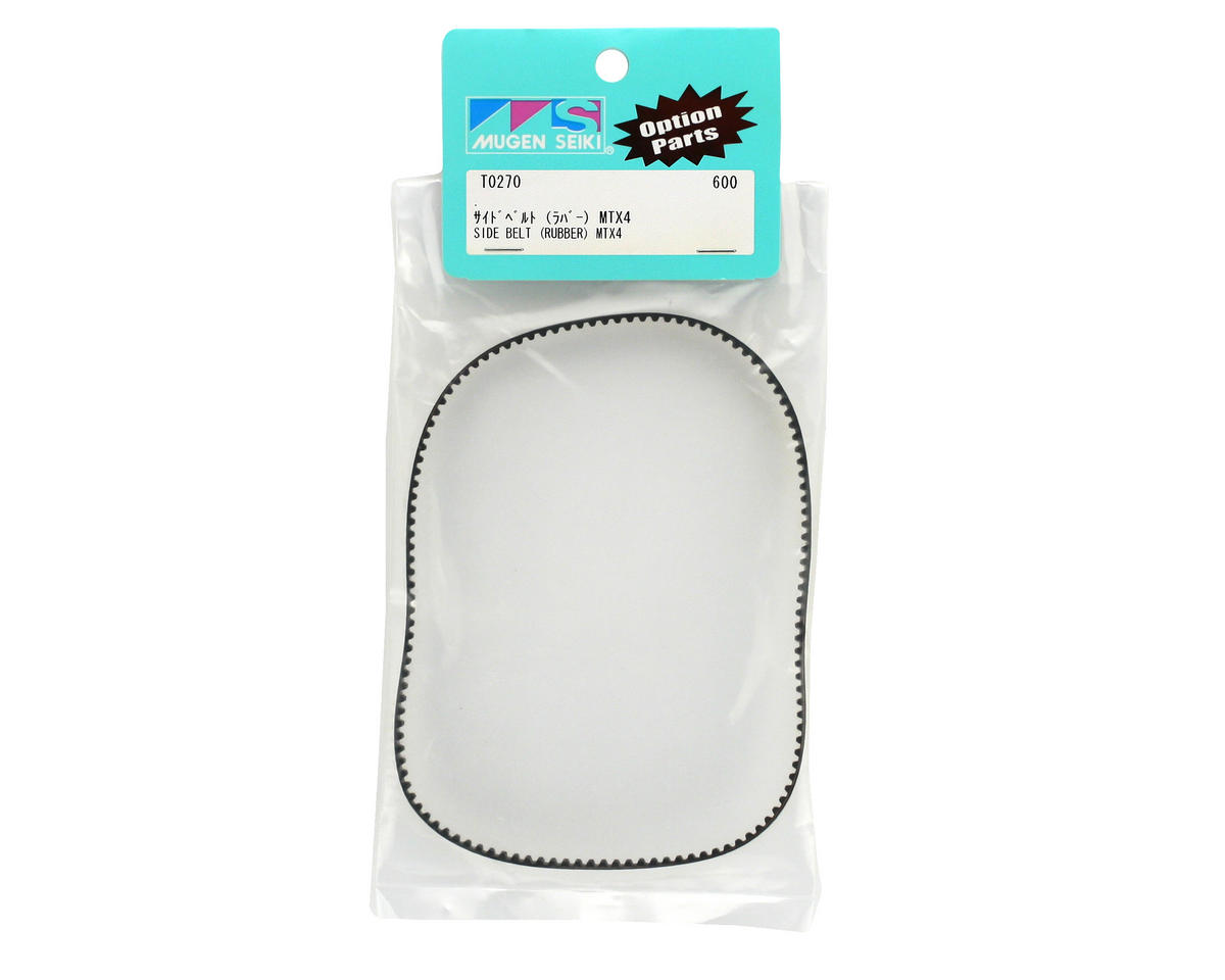 Mugen Seiki Side Belt (Rubber) (MTX4)