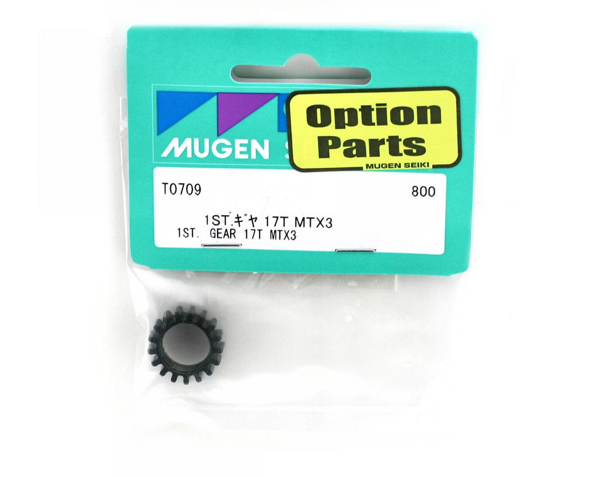 Mugen Seiki 1st Gear 17T: MTX-3