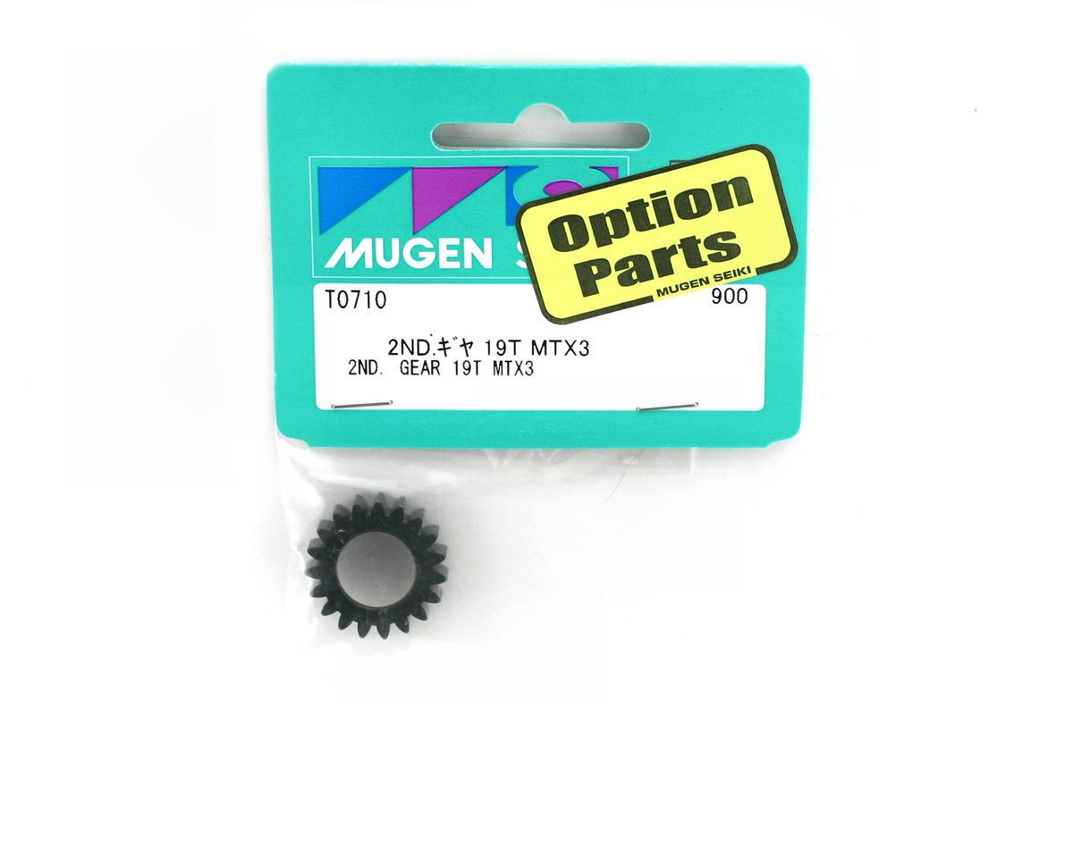 Mugen Seiki 2nd Gear 19T: MTX-3