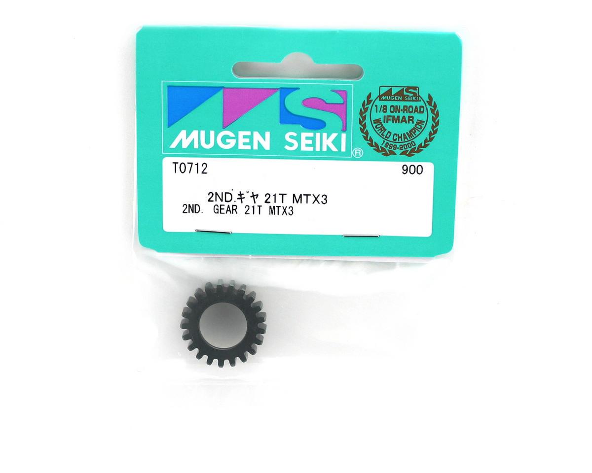 Mugen Seiki 2nd Gear 21T: MTX-3