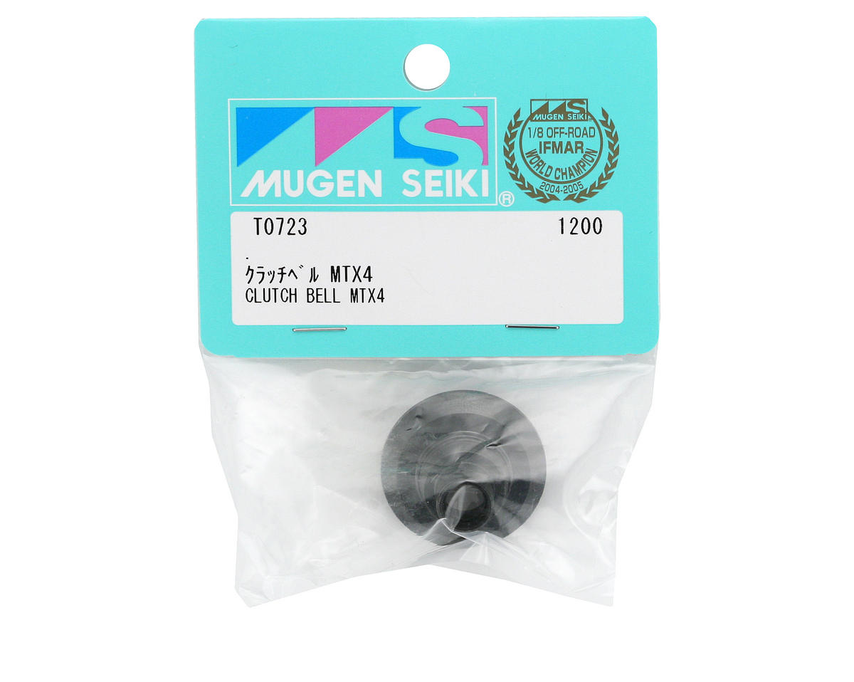 Mugen Seiki Clutch Bell (MTX4)