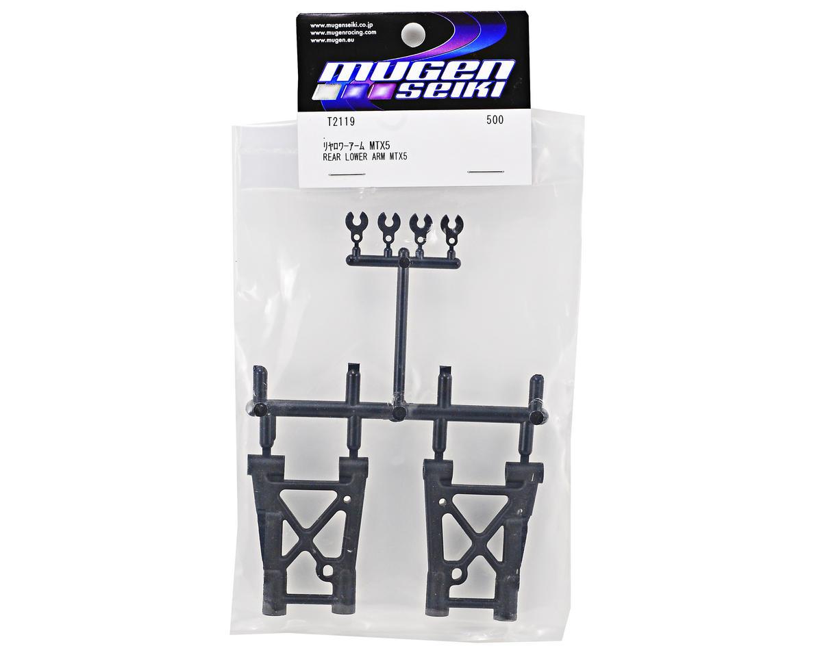 Mugen Seiki Rear Lower Suspension Arm Set (2)