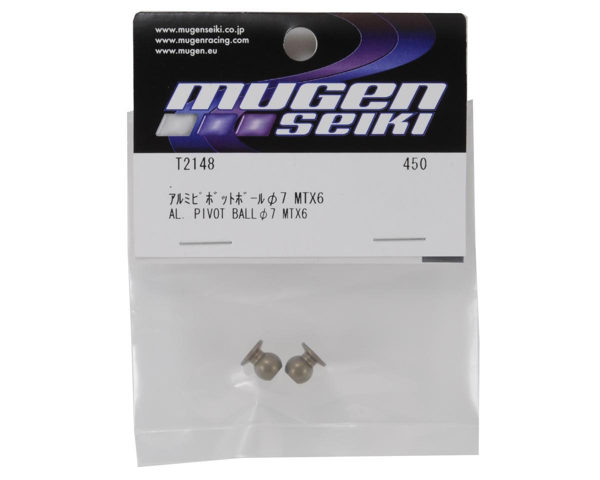 Mugen Seiki Aluminum Pivot Ball (2)
