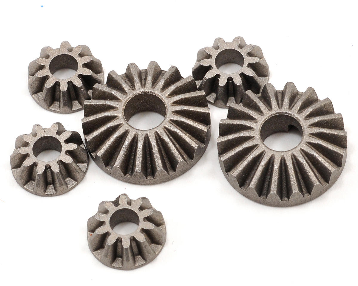 Steel Differential Gear Set by Mugen Seiki