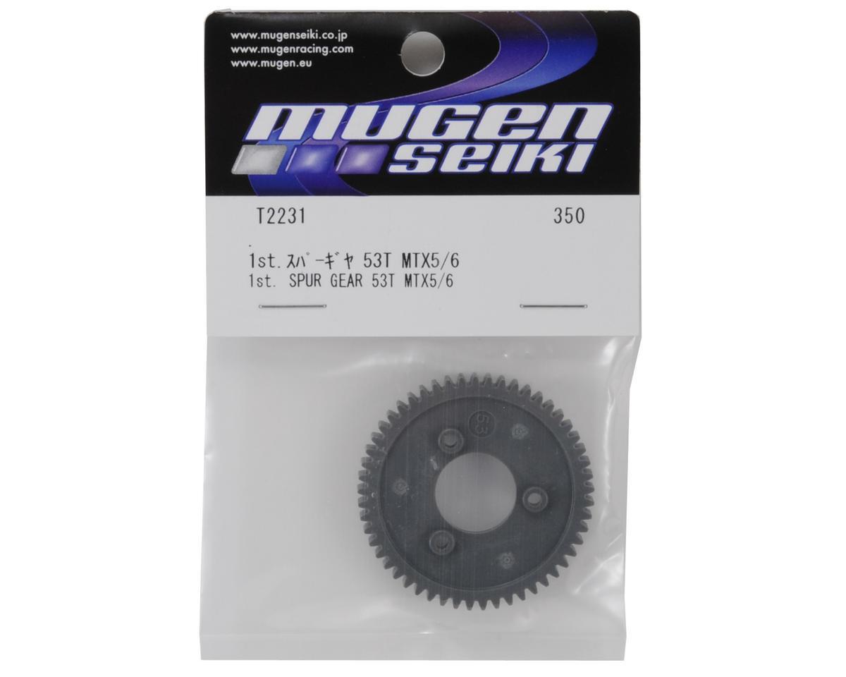 Mugen Seiki 1st Gear Spur V2 (53T)