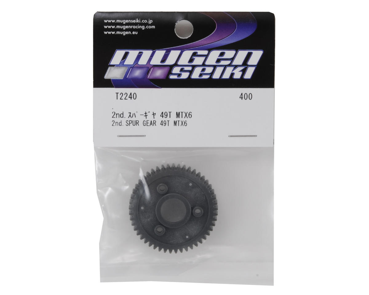 Mugen Seiki 2nd Gear Spur V2 (49T)