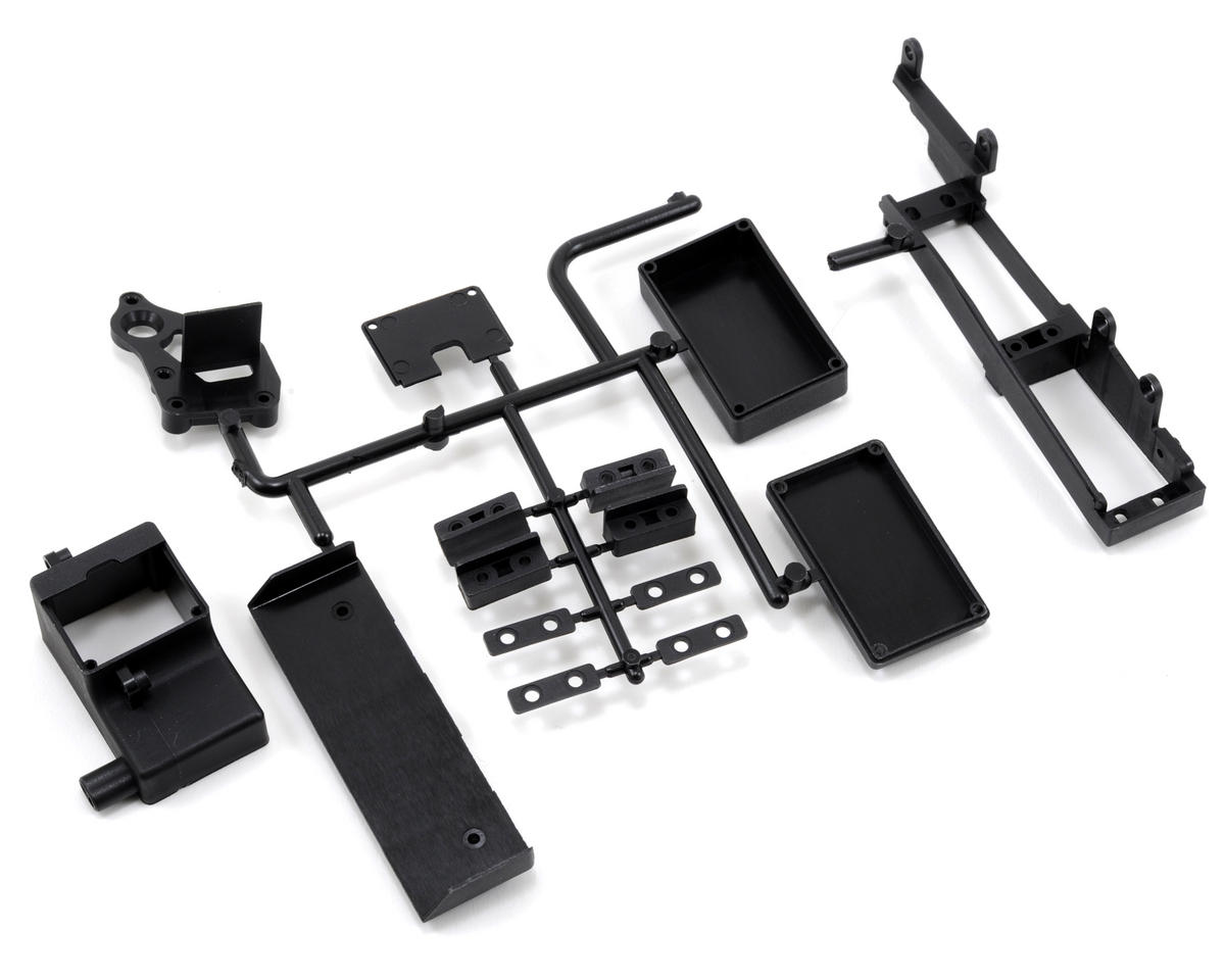 Mugen Seiki Radio Box Parts Set