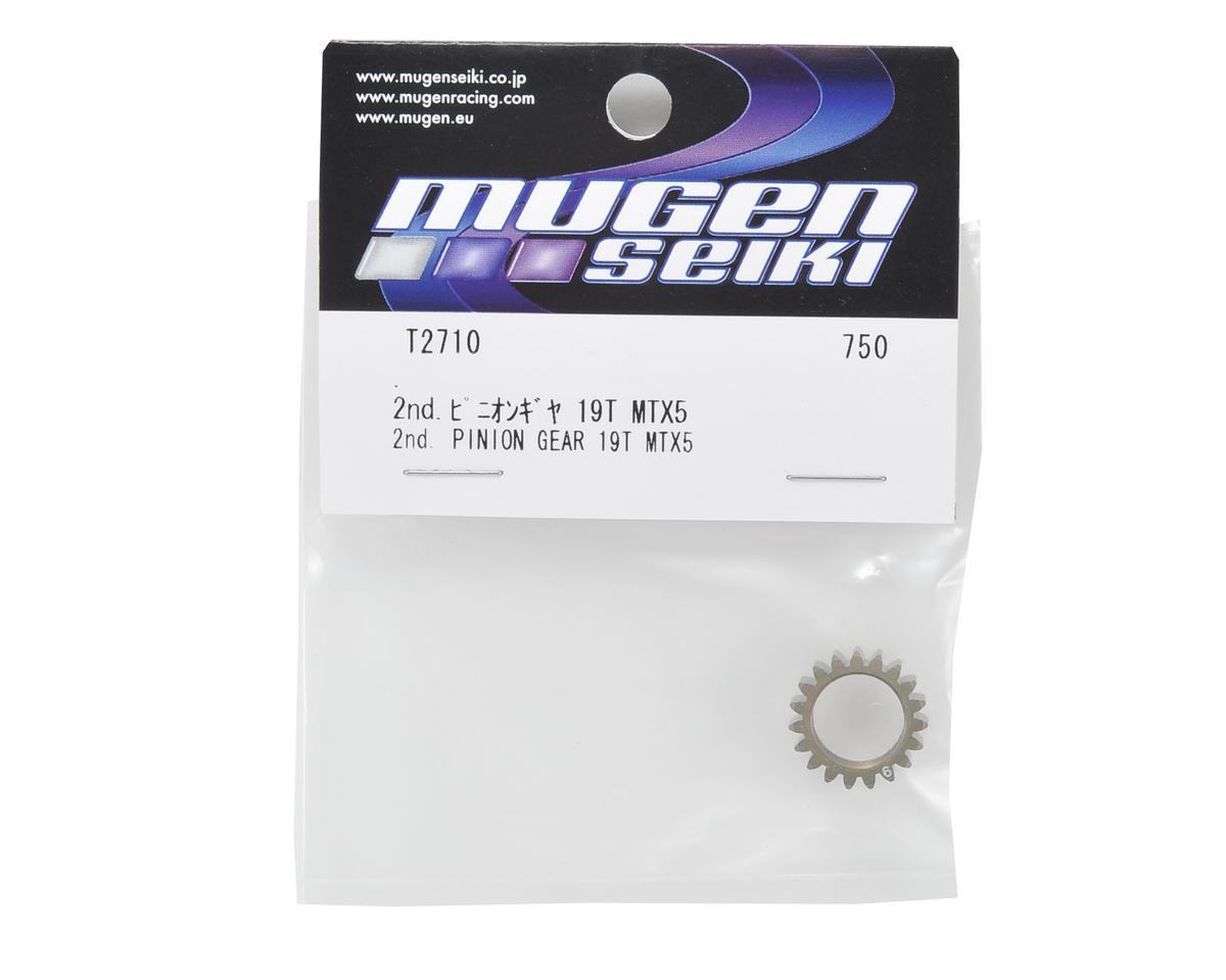 Mugen Seiki 2nd Gear Pinion (19T)