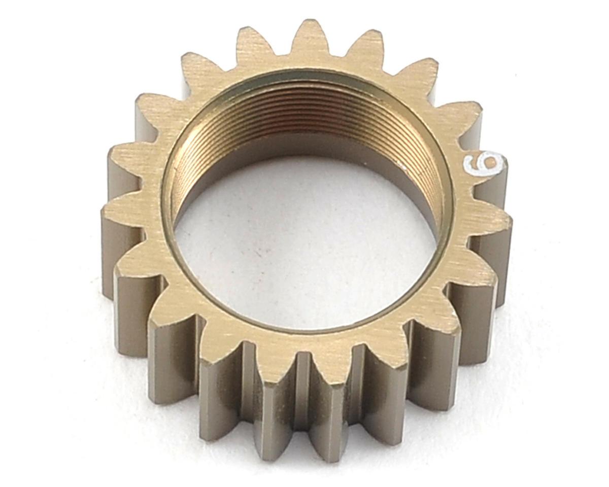 Mugen Seiki Aluminum 2nd Gear Pinion (19T)