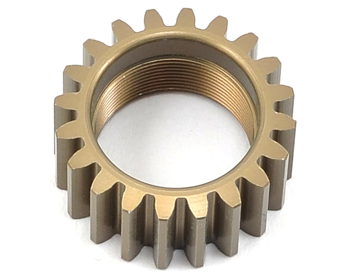 Aluminum 2nd Pinion Gear (20T) by Mugen Seiki