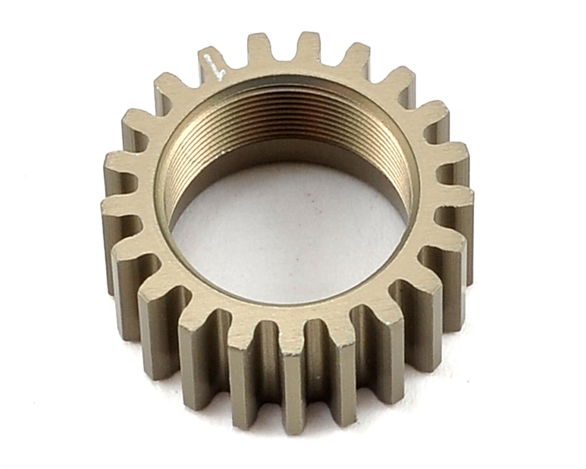 Aluminum 2nd Gear Pinion (21T) by Mugen Seiki