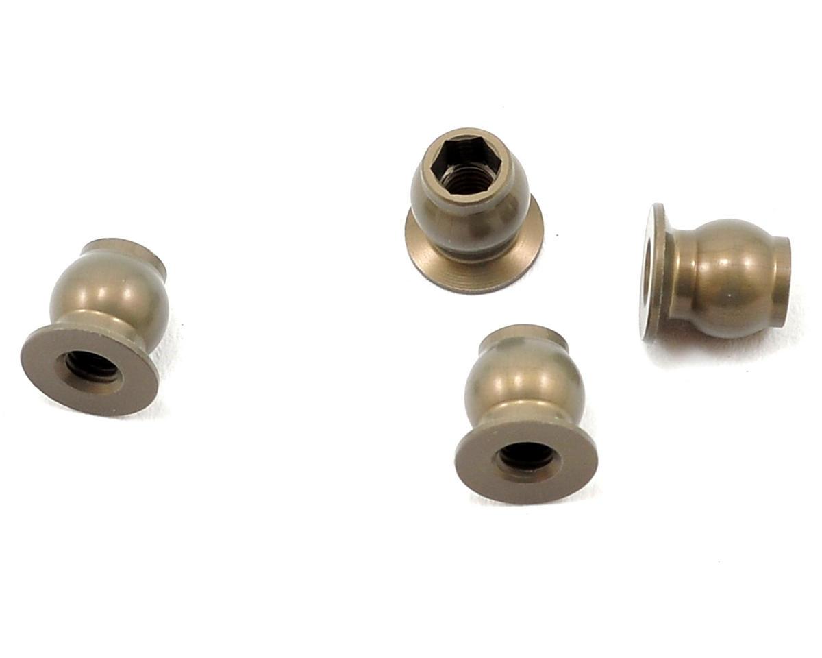 Mugen Seiki 6mm Aluminum Pivot Ball (4)