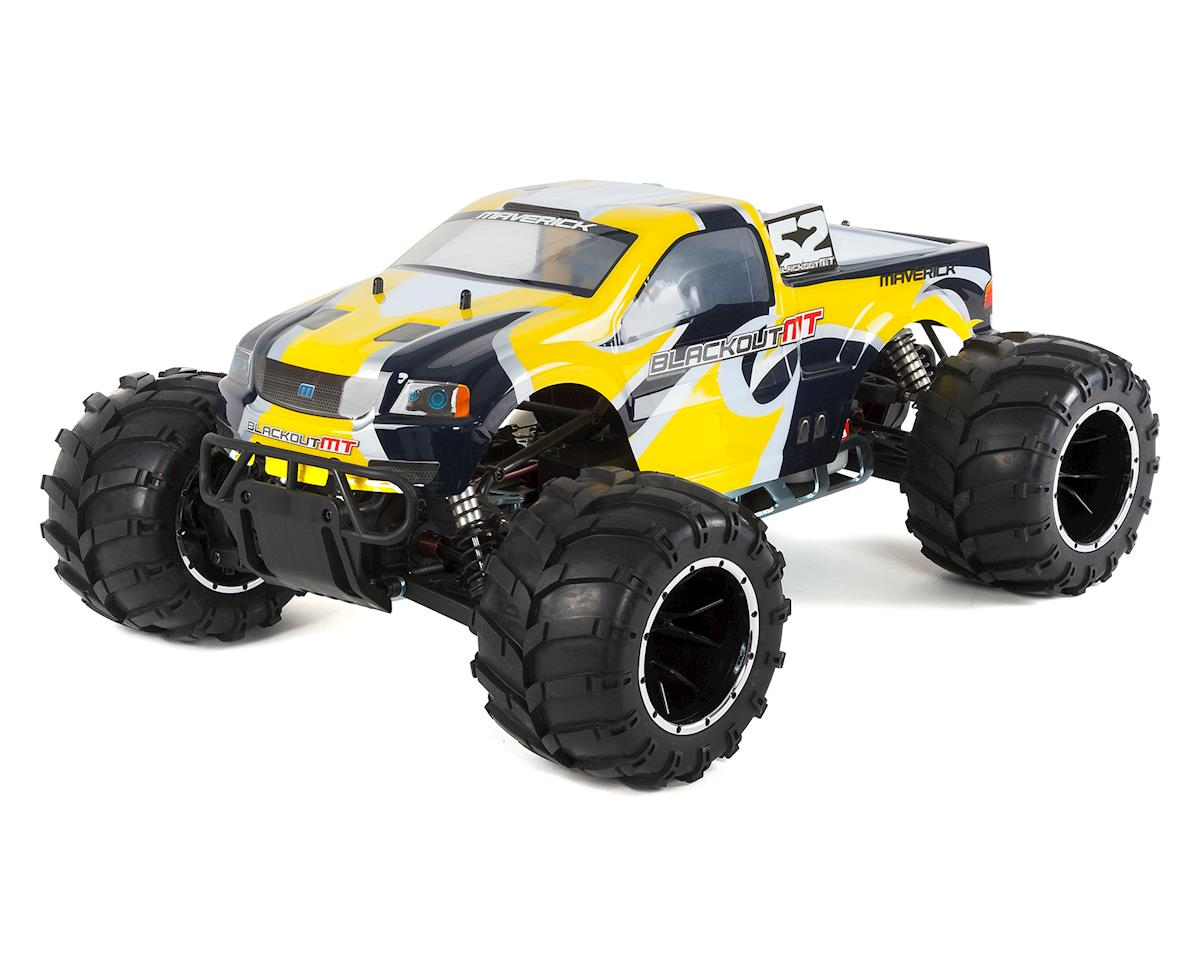 Blackout MT 1/5 4WD Gasoline Monster Truck by Maverick