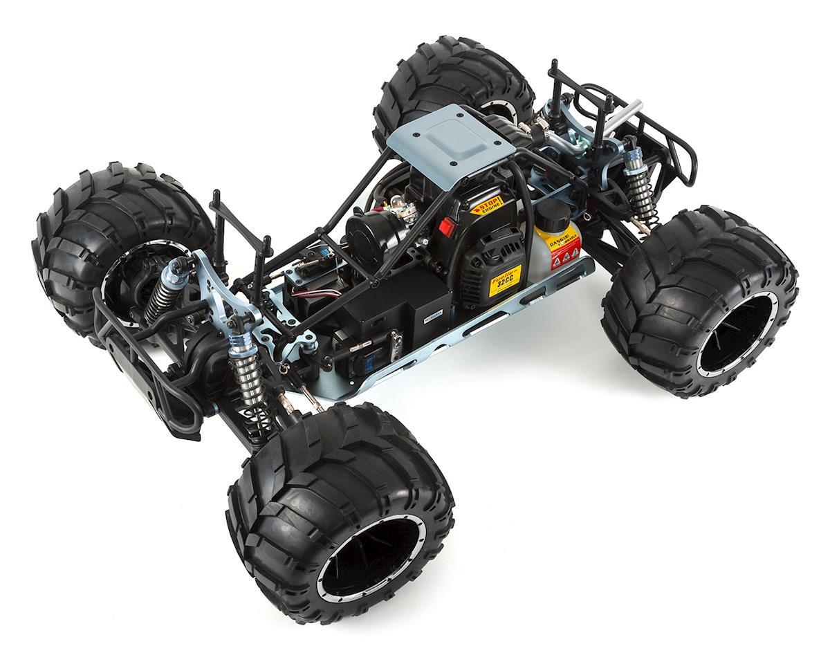 Maverick Blackout MT 1/5 4WD Gasoline Monster Truck