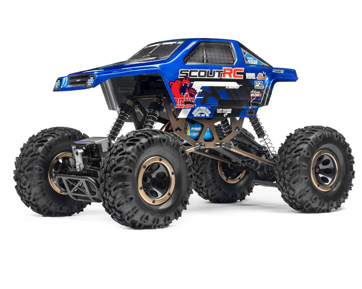 Maverick Scout RC 1/10 RTR 4WD Electric Rock Crawler