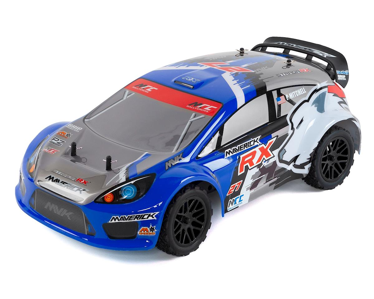 Maverick Strada RX 1/10 RTR 4WD Electric Rally Car [MVK12619] | Cars ...