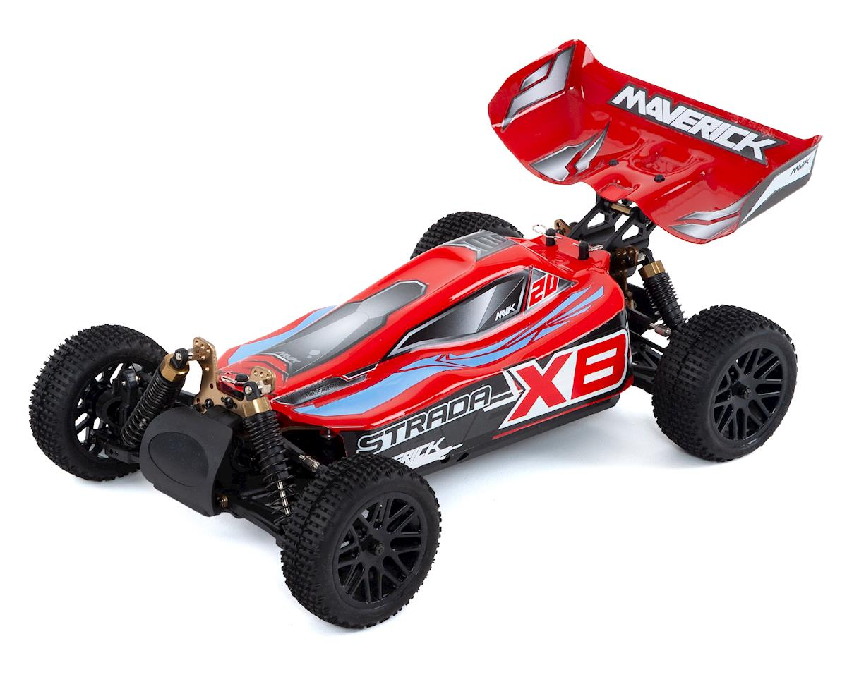 Maverick Strada Brushless XB 1/10 RTR 4WD Electric Buggy