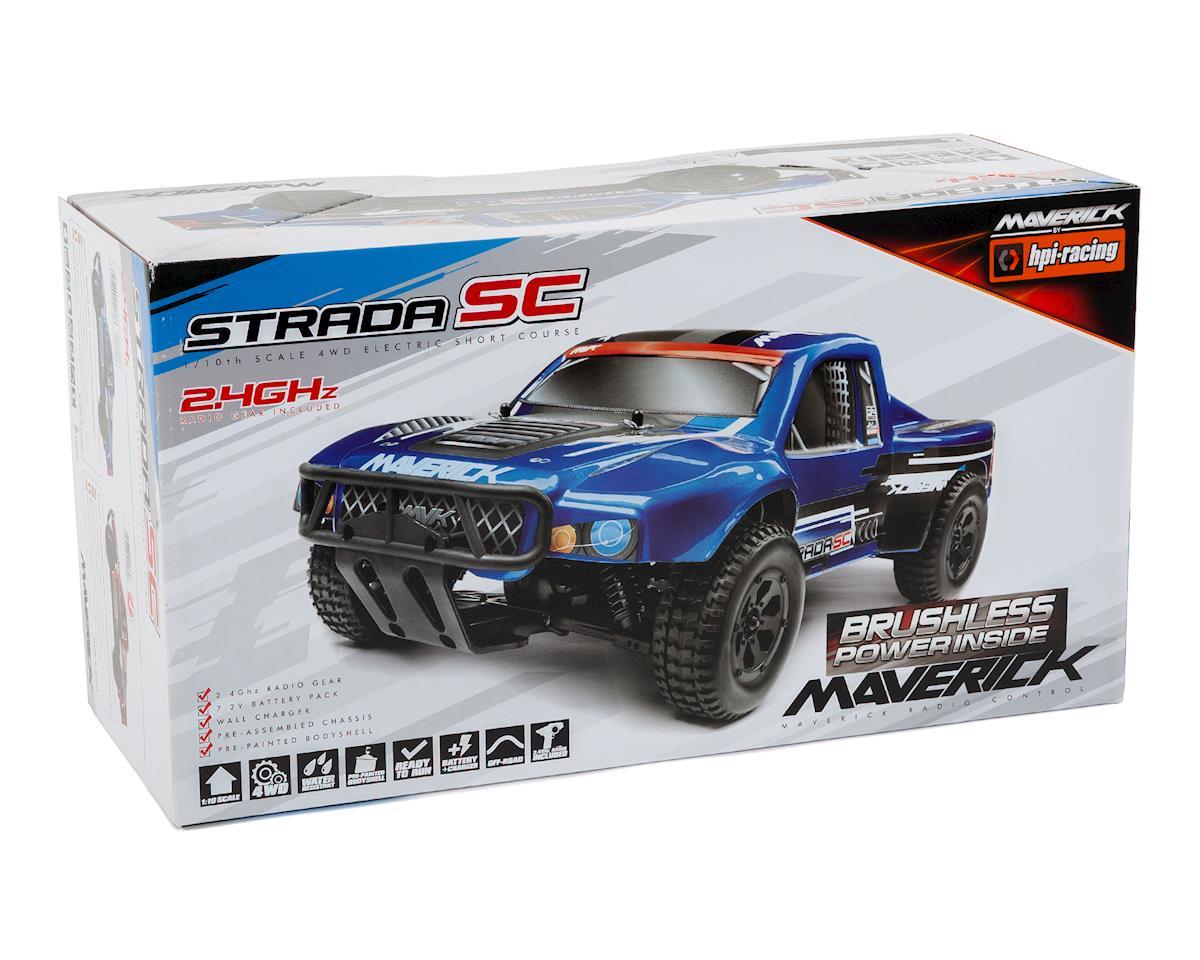 Maverick Strada Brushless SC 1/10 RTR 4WD Electric SC Truck