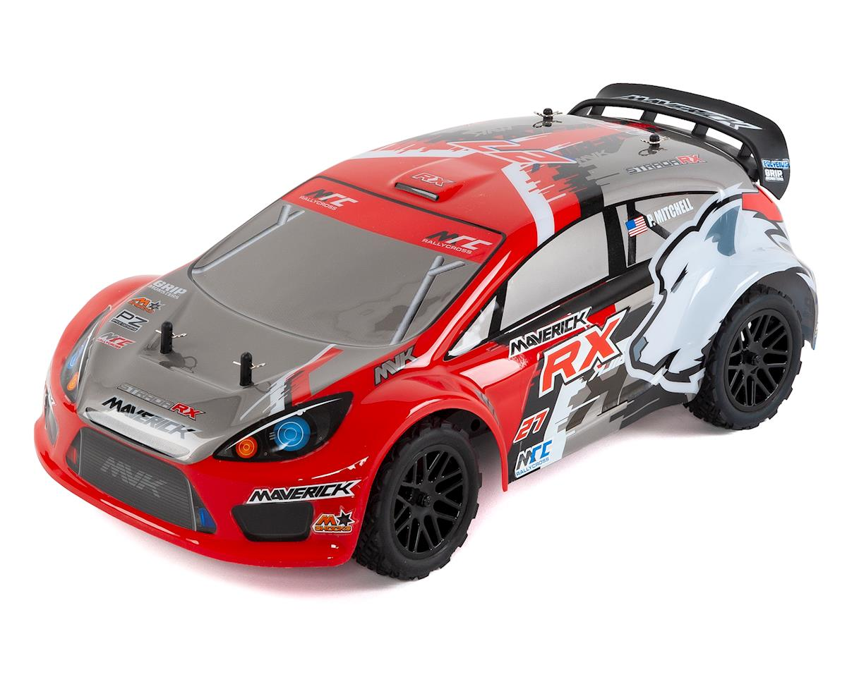 Strada Brushless RX 1/10 RTR 4WD Electric Rally Car by Maverick
