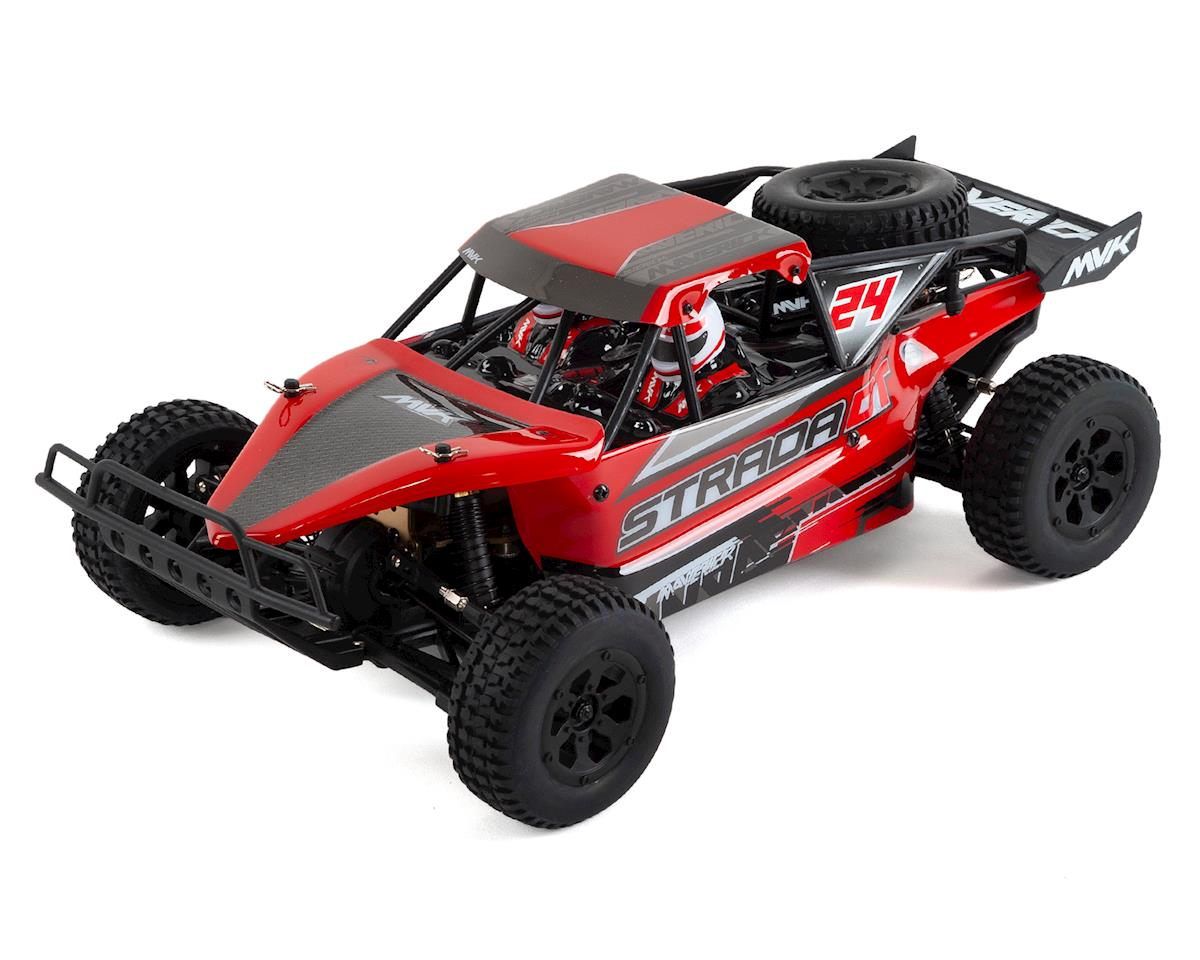 Strada Brushless DT 1/10 RTR 4WD Electric Desert Truck by Maverick