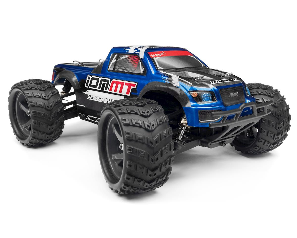 Maverick Ion MT 1/18 RTR 4WD Electric Monster Truck