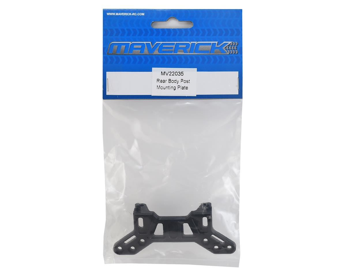 Maverick Strada Rear Body Post Mounting Plate