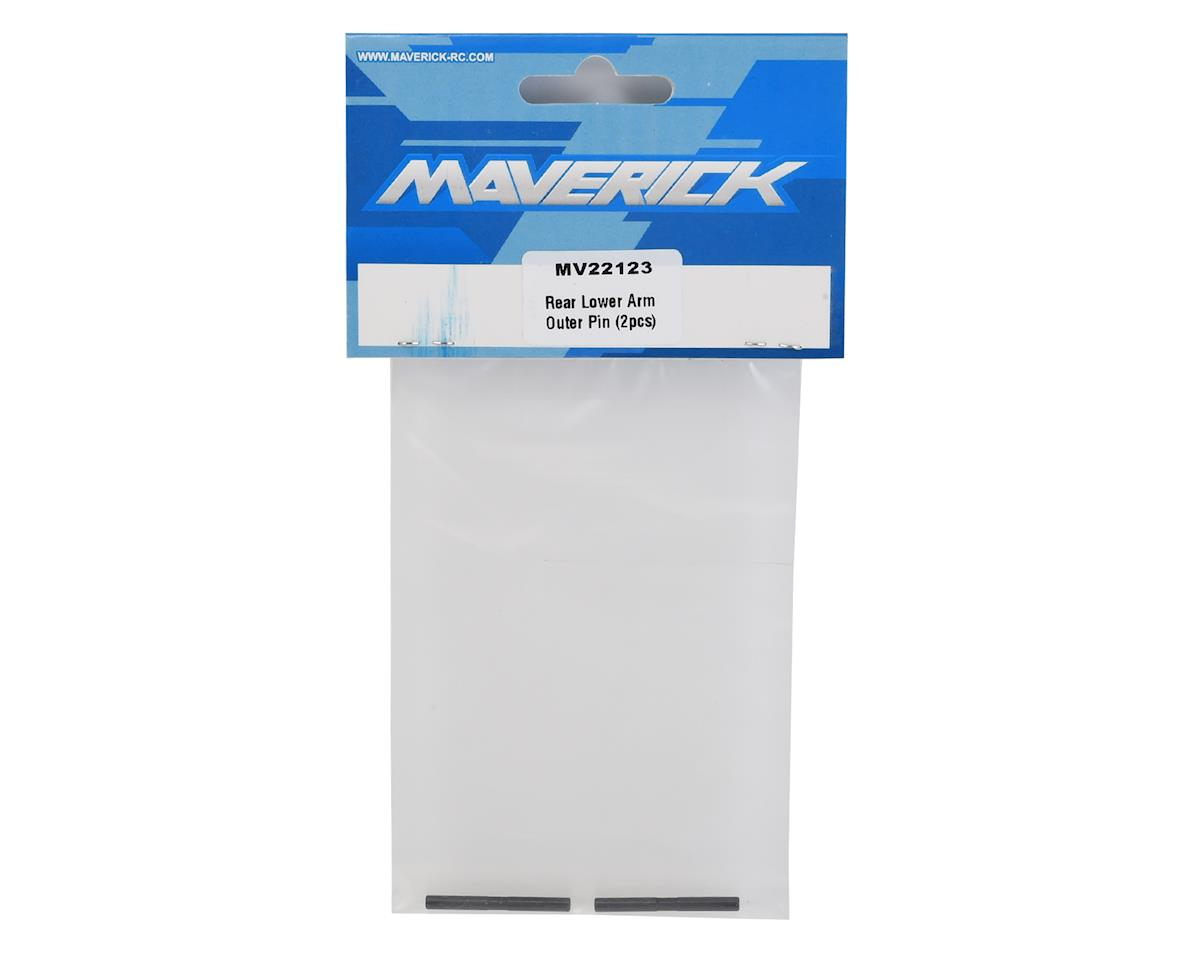 Maverick Strada MT Rear Lower Arm Outer Pin (2)